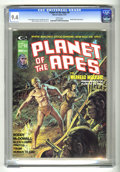 Magazines:Science-Fiction, Planet of the Apes #8 (Marvel, 1975) CGC NM 9.4 White pages. ...