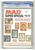 Magazines:Mad, Mad Super Special #29 (EC, 1979) CGC NM+ 9.6 Off-white to whitepages. Comes with 8 pairs of mini-posters. Sergio Aragones, ...