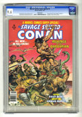 Magazines:Miscellaneous, Marvel Comics Super Special #2 Conan (Marvel, 1977) CGC NM+ 9.6White pages. Featuring Conan. Earl Norem cover. John Buscema...