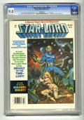 Magazines:Science-Fiction, Marvel Comics Super Special #10 (Marvel, 1979) CGC NM/MT 9.8 Whitepages. Star-Lord is featured. Earl Norem and Peter Ledger...