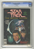 "Magazines:Miscellaneous, Marvel Comics Super Special #15 (Marvel, 1979) CGC NM 9.4 Whitepages. ""Star Trek: The Motion Picture"" movie adaptation. Bob..."