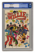 Bronze Age (1970-1979):Humor, Fast Willie Jackson #1 (Fitzgerald Periodicals, 1976) CGC NM+ 9.6Off-white to white pages. Gus Lemoine cover and art. This ...