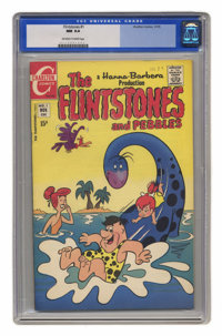 Flintstones (Charlton) #1 (Charlton, 1970) CGC NM 9.4 Off-white to white pages. This is currently the highest grade awar...