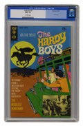 Bronze Age (1970-1979):Cartoon Character, Hardy Boys #3 (Gold Key, 1970) CGC NM+ 9.6 Off-white pages. Partialphoto cover. Overstreet 2004 NM- 9.2 value = $32. CGC ce...