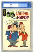 Bronze Age (1970-1979):Humor, Laurel and Hardy #1 (DC, 1972) CGC FN+ 6.5 Cream to off-white pages. Photo cover. Overstreet 2004 FN 6.0 value = $18; VF 8.0...