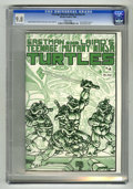 Magazines:Superhero, Teenage Mutant Ninja Turtles #4 (Mirage Studios, 1985) CGC NM/MT 9.8 White pages. Kevin Eastman and Peter Laird story, cover...