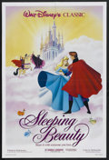 "Movie Posters:Animated, Sleeping Beauty (Buena Vista, R-1986). One Sheet (27"" X 41""). Animated Fantasy. Starring the voices of Mary Costa, Bill Shir..."