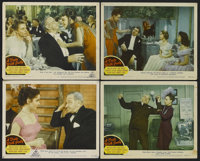 "A Date with Judy (MGM, 1948). Lobby Cards (4) (11"" X 14""). Musical Comedy. Starring Wallace Beery, Jane Powell..."