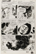 Original Comic Art:Panel Pages, Jack Kirby and Dick Ayers - Tales of Suspense #9, page 3 OriginalArt (Marvel, 1960). ...