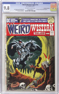 Bronze Age (1970-1979):Horror, Weird Western Tales #12 Don Rosa Collection pedigree (DC, 1972) CGCNM/MT 9.8 Off-white to white pages....
