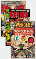 Silver Age (1956-1969):Miscellaneous, Comic Books - Assorted Silver Age Comics Group of 11 (Various Publishers, 1960s) Condition: Incomplete.... (Total: 11 Comic Books)