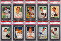 Baseball Cards:Lots, 1952 Bowman Baseball Collection (241). ...