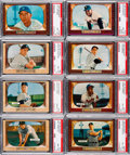Baseball Cards:Sets, 1955 Bowman Baseball Complete Set (320). ...