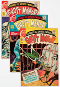 Silver Age (1956-1969):Horror, Ghost Manor/Ghostly Haunts Group of 24 (Charlton, 1968-72)Condition: Average FN/VF.... (Total: 24 Comic Books)
