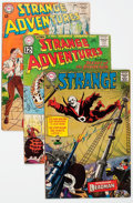 Silver Age (1956-1969):Science Fiction, Strange Adventures Group of 31 (DC, 1962-71) Condition: AverageVG.... (Total: 31 Comic Books)