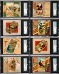 Non-Sport Cards:Sets, 1888 N37 Allen & Ginter Birds Of America Partial Set (22/50)....