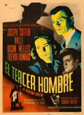"Movie Posters:Film Noir, The Third Man (Selznick, 1949). Mexican One Sheet (27"" X 37"").. ..."