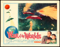 "Movie Posters:Science Fiction, The War of the Worlds (Paramount, R-1965). Lobby Card (11"" X 14"")....."