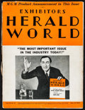 """Movie Posters:Miscellaneous, Exhibitor's Herald World (Quigley Publishing, 1929). Magazine (174 Pages, 9.25"""" X 12.25""""). Miscellaneous.. ..."""