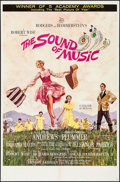 "Movie Posters:Academy Award Winners, The Sound of Music (20th Century Fox, 1965). One Sheet (27"" X 41"").Academy Award Style. Musical.. ..."