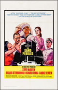 "Movie Posters:War, The Sand Pebbles (20th Century Fox, 1966). International One Sheet(27"" X 41""). War.. ..."
