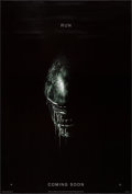 """Movie Posters:Science Fiction, Alien: Covenant (20th Century Fox, 2017). International One Sheets (2) (27"""" X 40""""). Advance A & E Styles. Science Fiction.. ... (Total: 2 Items)"""