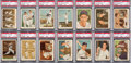 "Baseball Cards:Sets, 1959 Fleer Baseball High Grade Complete Set (80) With PSA Mint 9 ""Ted Signs for 1959!"" ..."