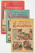 Golden Age (1938-1955):Miscellaneous, Peter Wheat Group of 54 (Bakers Associates, 1947-56).... (Total: 54 Comic Books)