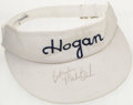 Golf Collectibles:Autographs, Mark Brooks Signed Hat - 1996 PGA Champion. ...