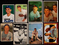 Baseball Cards:Lots, 1951-55 Bowman Baseball Collection (143)....
