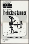 "Movie Posters:Sports, The Endless Summer (Cinema 5, 1966). Pressbook (Multiple Pages, 12"" X 18""). Sports.. ..."