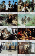 "Movie Posters:Western, Tombstone (Buena Vista, 1993). Mini Lobby Card Set of 8 (8"" X10"").. ... (Total: 8 Items)"