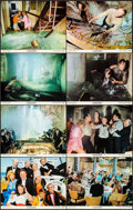 """Movie Posters:Action, The Poseidon Adventure (20th Century Fox, 1972). Lobby Card Set of 8 (11"""" X 14""""). Action.. ... (Total: 8 Items)"""