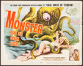 "Movie Posters:Science Fiction, Monster from the Ocean Floor (Lippert, 1954). Title Lobby Card (11""X 14""). Science Fiction.. ..."