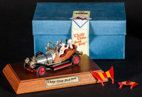 "Chitty Chitty Bang Bang (United Artists, 1969/1994). 25th Anniversary Die-Cast (5"" X 7.5"" X 3""), Autograp..."