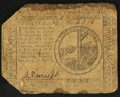 Continental Currency May 10, 1775 $2 Very Good