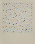 Prints:Contemporary, Antonio Peticov (b. 1946). Passing By I, 1981. Lithograph.41 x 33 inches (104.1 x 83.8 cm) (sheet). Ed. 28/30. Signed, ...