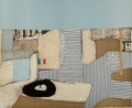 Prints:Contemporary, Conrad Marca-Relli (1913-2000). Villa Nueve, 1982.Lithograph in colors. 22-1/4 x 27-1/8 inches (56.5 x 68.9 cm)(sheet)...