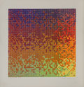 Prints:Contemporary, David Roth (b. 1942). Untitled 25, 1979. Screenprint incolors. 22-3/4 x 22-3/4 inches (57.76 x 57.76 cm) (image). 29-1/...