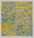 Prints:Contemporary, George Chemeche (b. 1934). Composed Field II, 1979.Lithograph in colors. 36-1/2 x 32-5/8 inches (92.7 x 82.9 cm)(sheet...