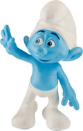 Animation Art:Maquette, The Smurfs Studio Maquette (Sony, 2011)....