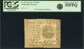Colonial Notes:Continental Congress Issues, Continental Currency September 26, 1778 $20 Fr. CC-82. PCGS ChoiceAbout New 55PPQ.. ...