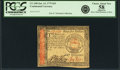 Colonial Notes:Continental Congress Issues, Continental Currency January 14, 1779 $65 Fr. CC-100. PCGS ChoiceAbout New 58 Apparent.. ...