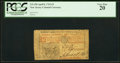 Colonial Notes:New Jersey, New Jersey April 8, 1762 £3 PCGS Very Fine 20.. ...