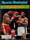 """Boxing Collectibles:Autographs, 1978 Signed Muhammad Ali """"Sports Illustrated Magazine. ..."""