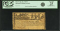 Colonial Notes:Maryland, Maryland July 26, 1775 $8 Allegorical Series Fr. MD-77. PC...