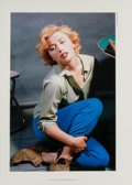Prints & Multiples, After Cindy Sherman (b. 1954). Untitled Marilyn, 1999. Offset lithograph in colors. 12-1/2 x 8-1/2 inches (31.6 x 21.6 c...