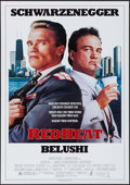 "Movie Posters:Action, Red Heat & Others Lot (Tri-Star, 1988). One Sheets (3) (27"" X41""). Action.. ... (Total: 3 Items)"