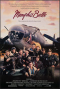 "Movie Posters:War, Memphis Belle (Warner Brothers, 1990). One Sheet (27"" X 40""). War....."