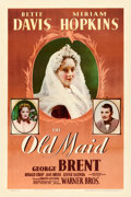 "Movie Posters:Drama, The Old Maid (Warner Brothers, 1939). One Sheet (27.5"" X 41"").. ..."
